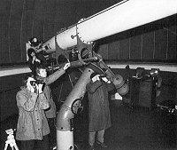 Beobachtung von Komet West