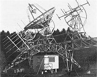 Radiospektrograph Weissenau